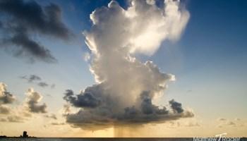 Galveston Seascape