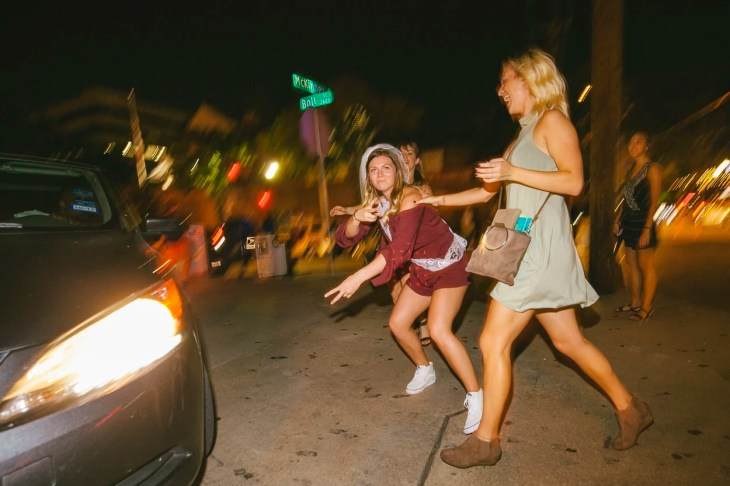 Dallas Uptown at Night