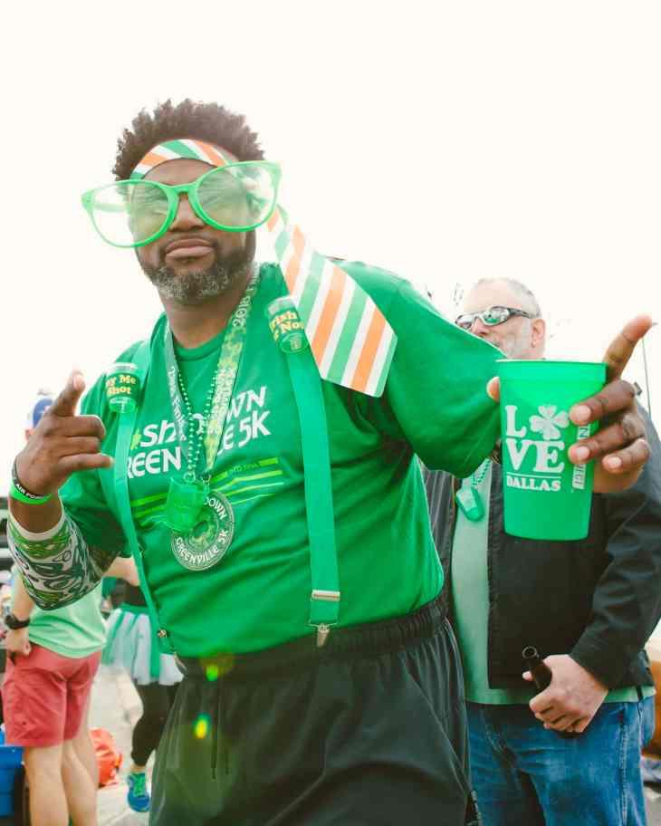 Dallas St. Patrick's Parade & Festival
