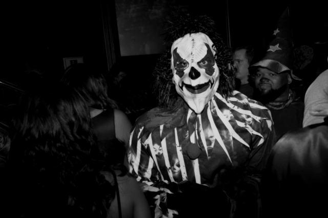 Killer Clown costume