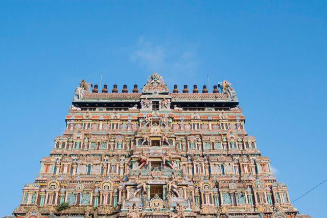 Nataraja Temple Gopuram