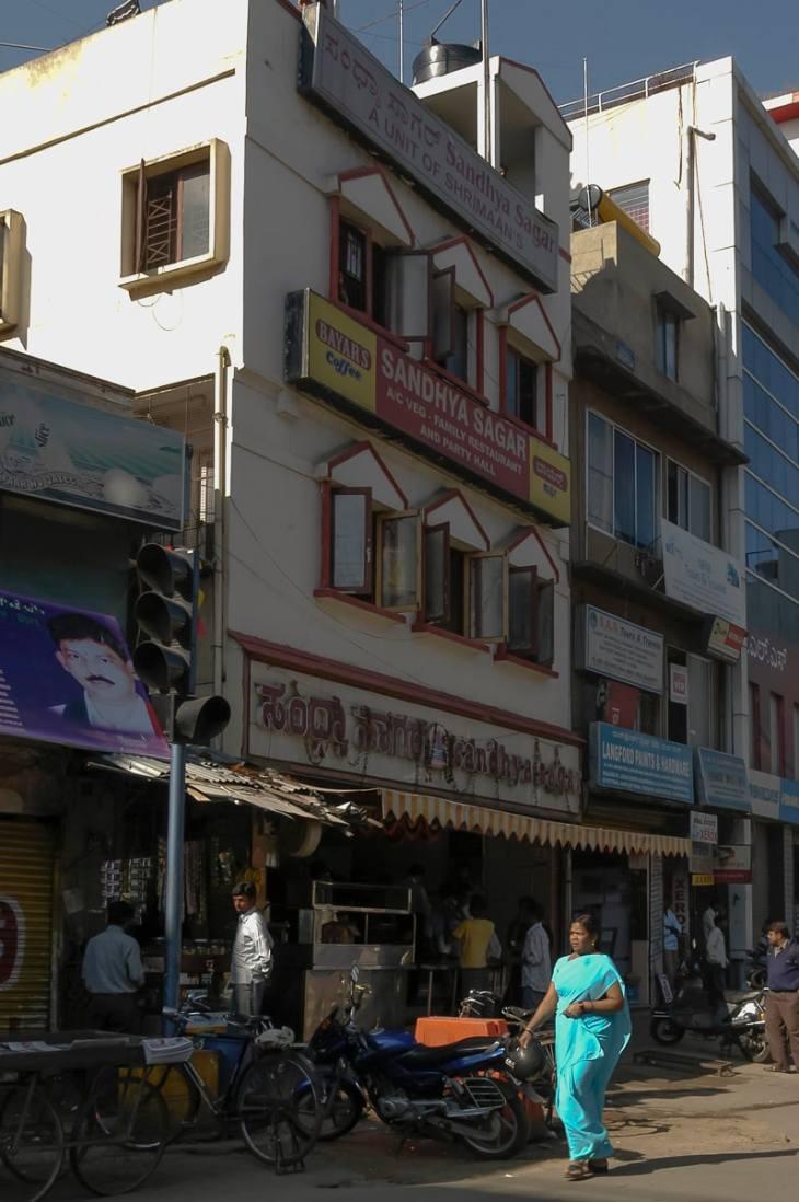 Bengaluru, India by Matthew T Rader