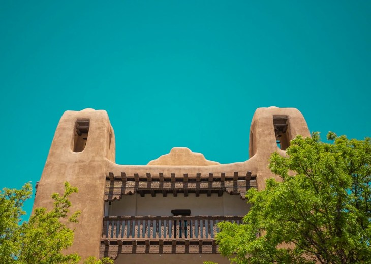 Santa Fe, New Mexico by Matthew T Rader