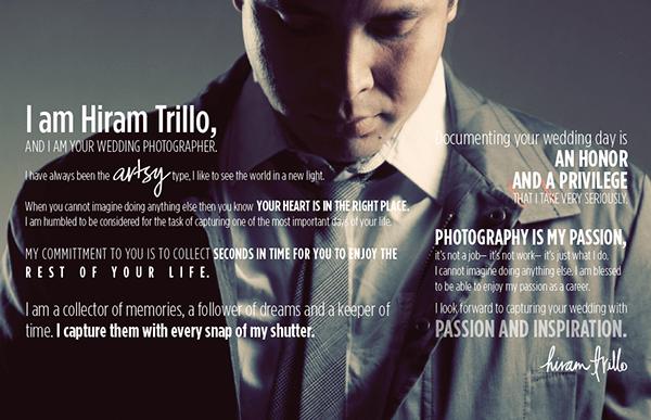 Dallas Professional Photographers Association Speaker Hiram Trillo