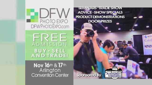 DFW Photo Expo 2013