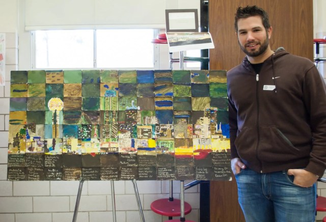 Lakewood Elementary Home Festival Student Art Auction
