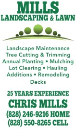 Mills Landscaping & Lawn