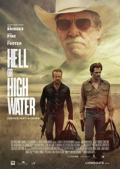 Hell or High Water Filmplakat