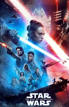 Filmposter Star Wars The Rise of Skywalker