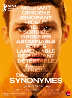 Filmposter Synonymes