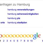 Google zeigt zu jedem Suchbegriff verwandte Suchanfragen.