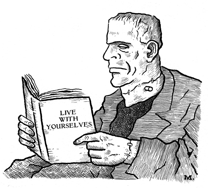 Frankenstein « Cartoons
