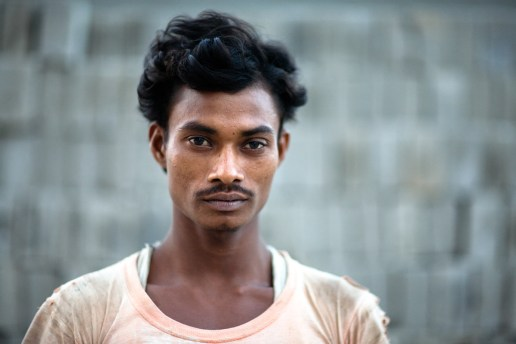 Worker. India, 2008
