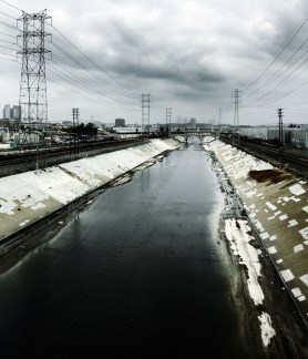 LA river. 2010