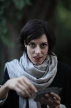 Julie. Saint Pierre de Mezoargues, 2012.