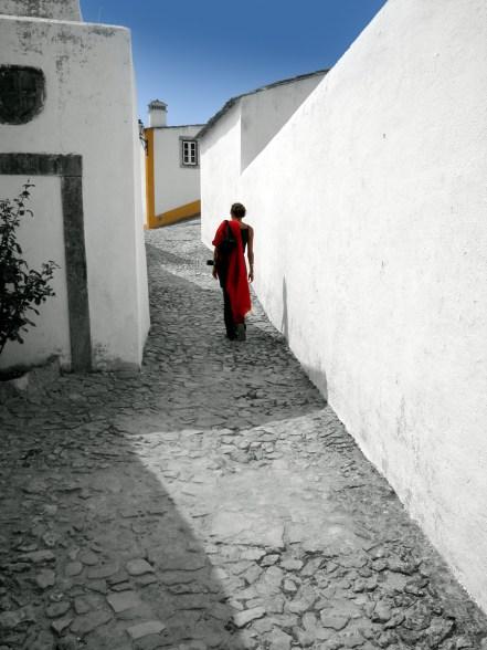 berengere en primaires. portugal, 2002