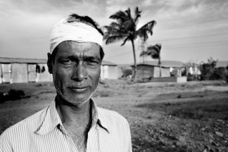 worker. india, 2009