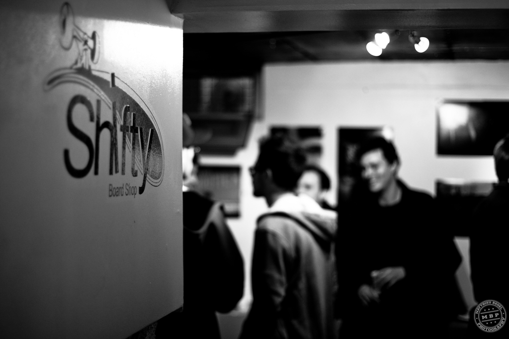 Exhibition – Vernissage @Shifty Boardshop
