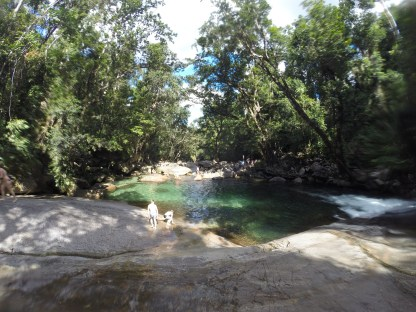 The Lagoon at Josephine Falls