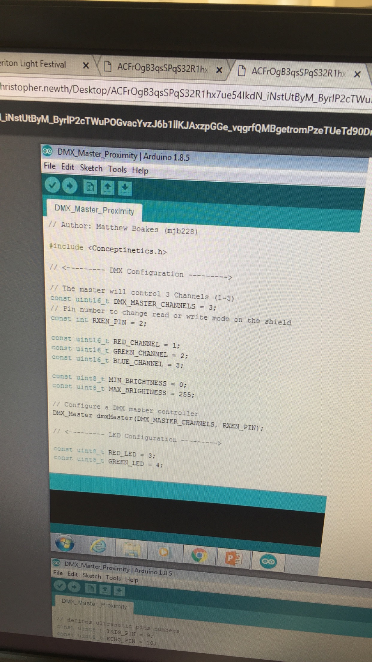 medium resolution of dmx pin configuration