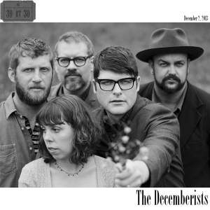 TheDecemberists30at30