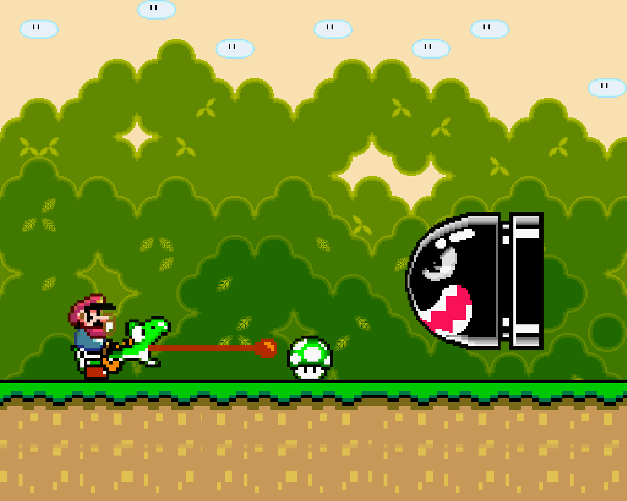 super mario world cheats openemu
