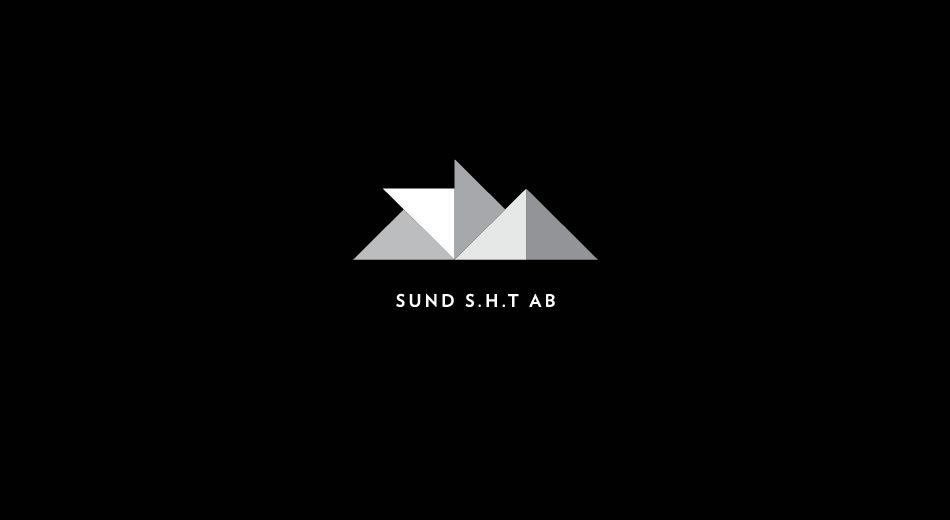 Logotyp och grafisk profil till Sund SHT AB