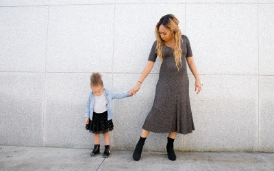 Family Fall Style with DSW