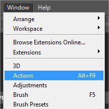 Photoshop Batch resize images to fit into fixed dimension 03