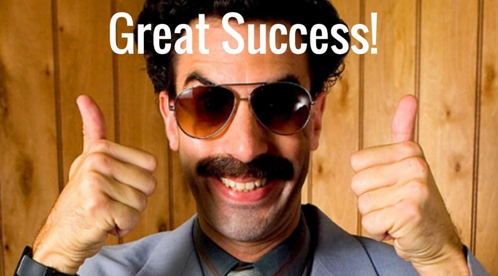 Borat Great Success
