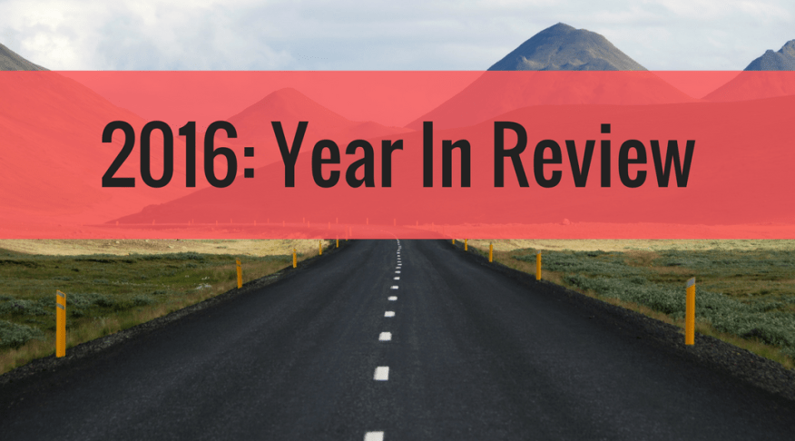 2016- Year In Review