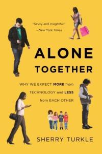 Alone Together Sherry Turkle book