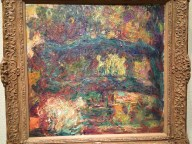 Monet takes it out!