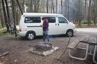 stokes state park matt langley pam langley eurovan travels