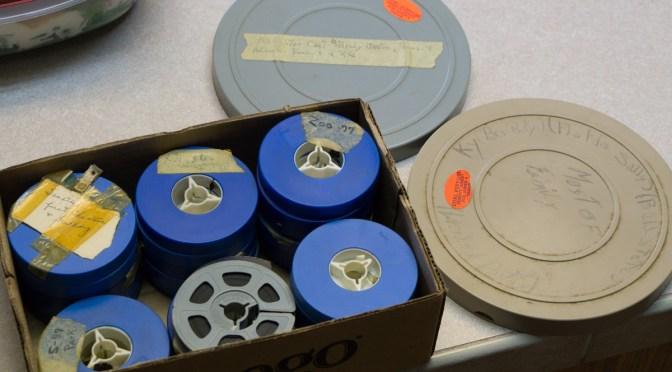 Family 8mm Film Digital Transfer Test