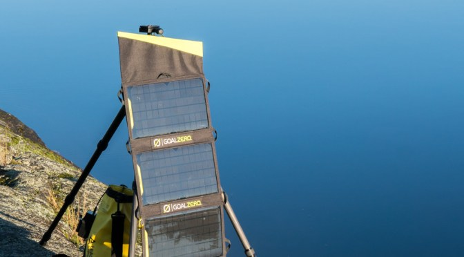 DIY Mobile Solar Charger