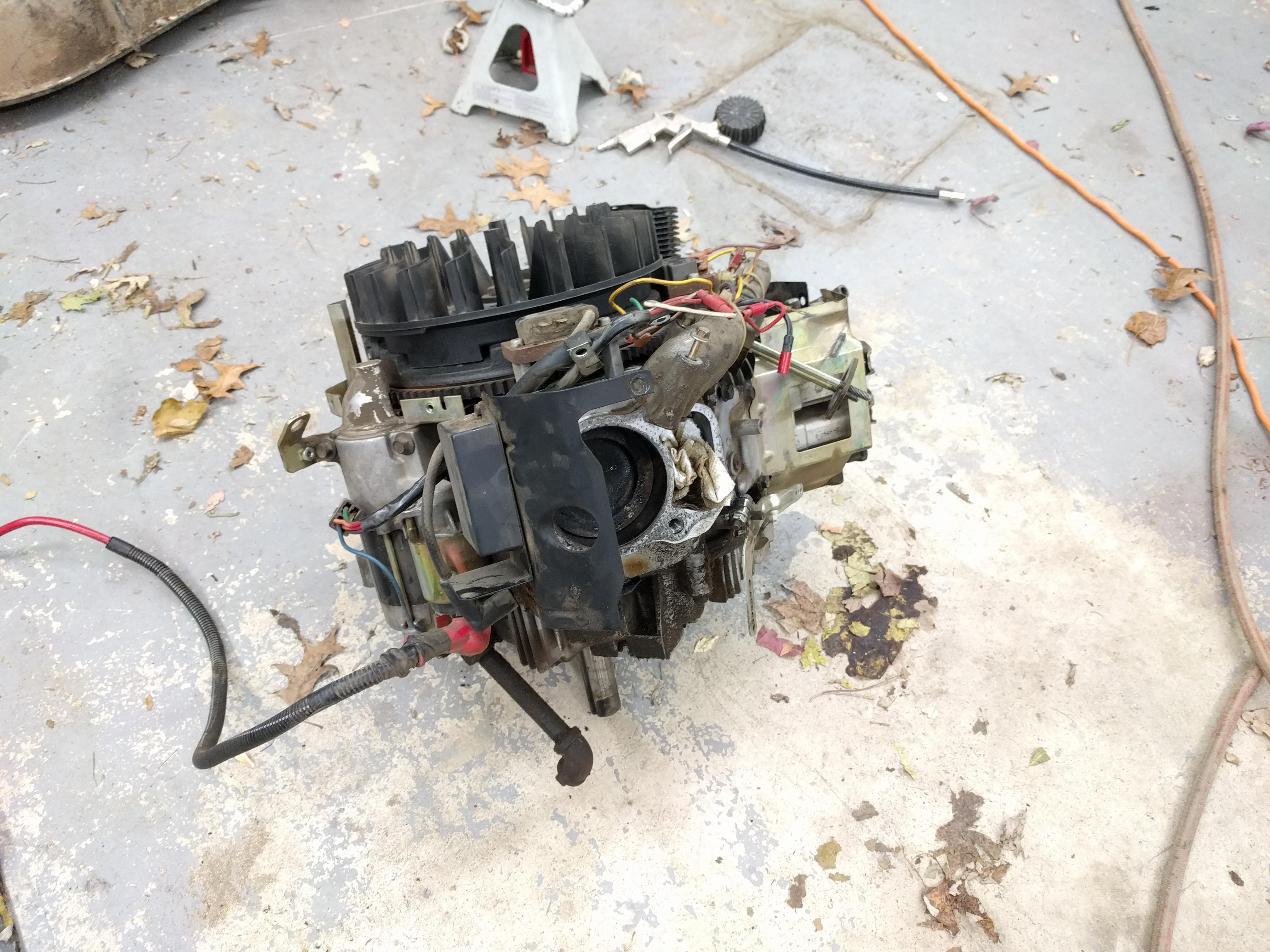 Automotive Matt Lapaglia Mcsd Kohler Command 2 7 Engine Schematics Next Step Take The Off Tractor