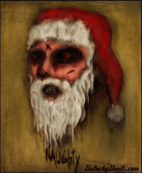 Morbid Santa 2