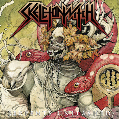 Skeletonwitch Serpents Unleashed cover
