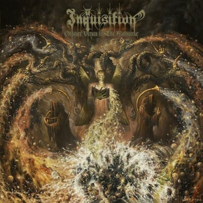 inquisition obscure verses for the multiverse album cover
