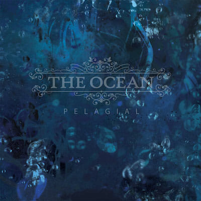 the ocean pelagial album cover