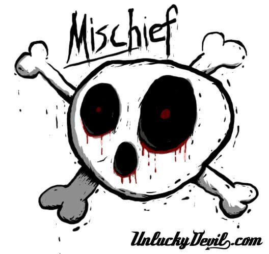 Mischief Face
