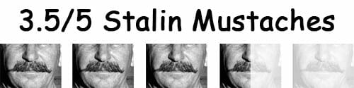Stalin Mustaches