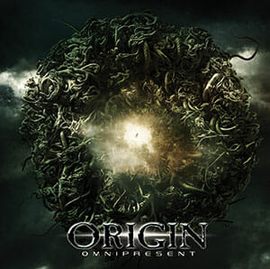 origin omnipresent album cover
