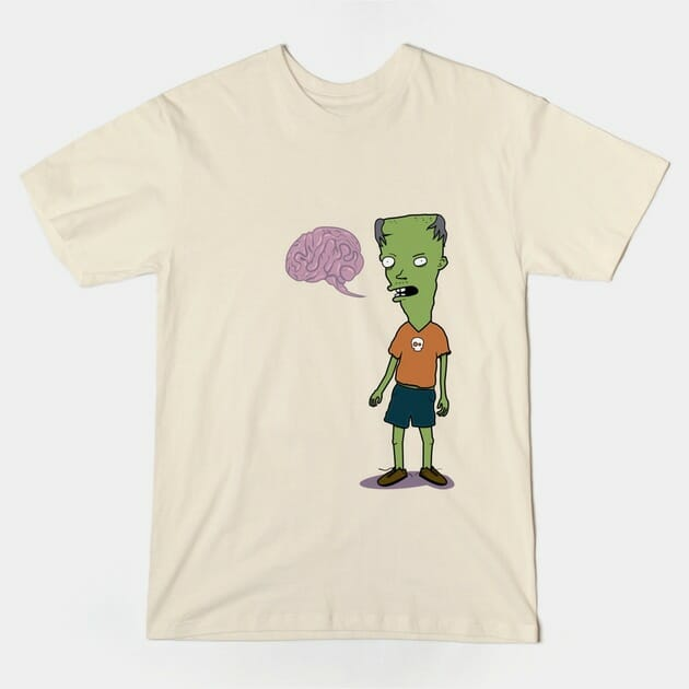 Zombie Kid T-Shirts, Stickers, Phone Cases and More