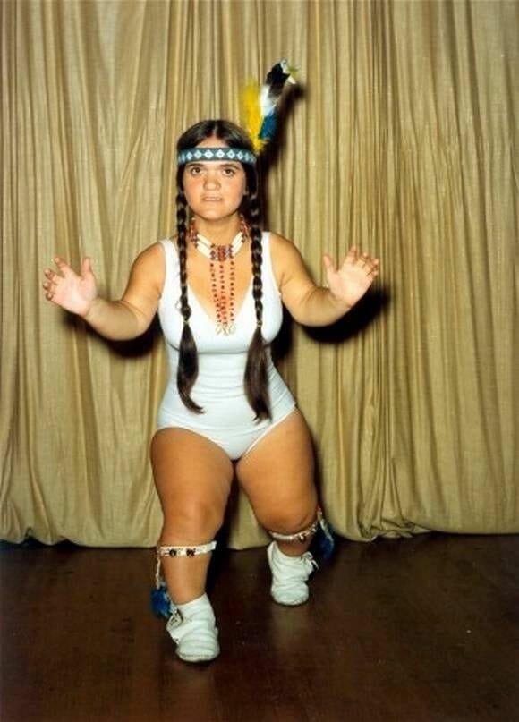 hot native american midget orgasm