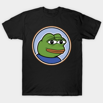 Pepe The Frog Meme T-Shirt