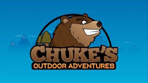 Chuke's Outdoor Adventures Logo