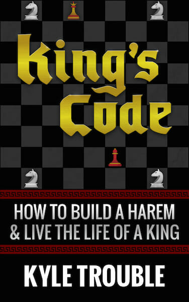 Book Cover: King's Code by Kyle Trouble