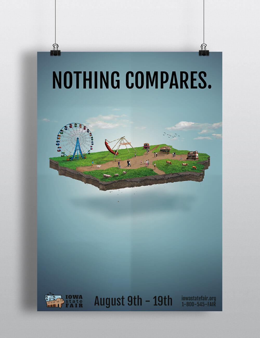 iowa sate fair poster